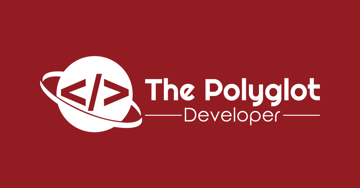 The Polyglot Developer