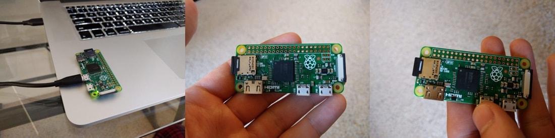 Raspberry pi zero w setup mac