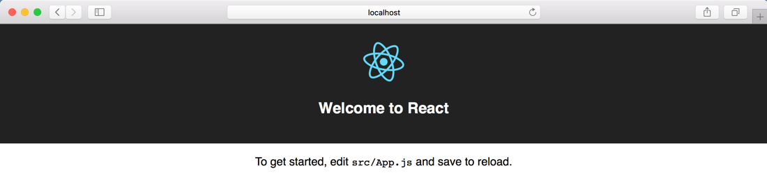 Create React App Example