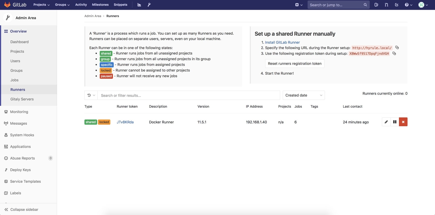 Continuous Integration With GitLab CI And Docker Using A