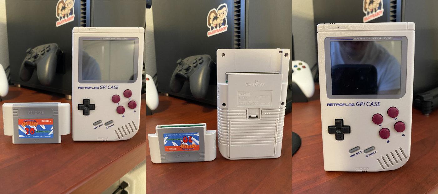 Create A Retro Gaming Handheld With A Raspberry Pi Zero And The Retroflag Gpi Case Fooshya Com